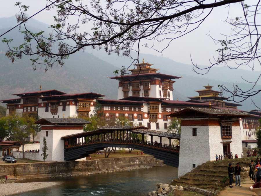 Glimplse of Bhutan