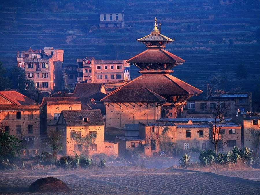 Explore Kathmandu City