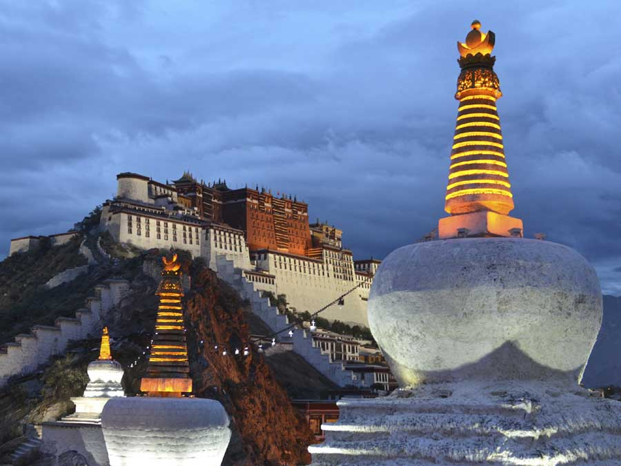 Explore Lhasa City